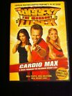 THE BIGGEST LOSER THE WORKOUT CARDIO MAX DVD FULL SCREEN 2007 FREE SHIPPING
