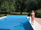 Sun2Solar 1200 Series Round Oval  Rectangle Swimming Pool Solar Blanket Covers