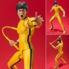 SH Figuarts Bruce Lee Yellow Track suit action figure Bandai