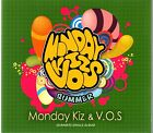 Monday Kiz & V.O.S - Summer [Single] (CD, 2010, CJ E&M KOREA - Korea ) Promo CD