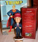 Donald Trump Presidential Bobble Head Vaulted and Coloring Book NEW