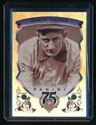 HONUS WAGNER 2014 PANINI HALL OF FAME BLUE FRAME RED 41 50 *PITTSBURGH PIRATES*
