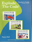 Explode The Code  Teachers Guide for Books ABC by Nancy Hall 2005 Paperbac