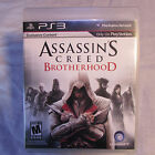 sony playstaion 3 ps3 assassin's creed brotherhood complete tested!