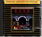 Rush - Moving Pictures - Mobile Fidelity Sound Lab 24 K Gold CD UDCD569  MFSL EX