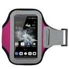 Smart Cell Phone Premium Sports Pink Armband Gym Running Jogging Arm Case Cover