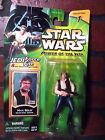Hasbro Star Wars Power Of The Jedi Death Star Esacape Han Solo Action Figure NEW