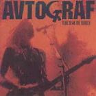 AUTOGRAF Tear Down the Border CD 1991 Bizarre Records