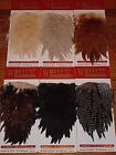 Whiting Farms Hen Saddles Wet Fly Tying Feathers