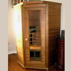 Clearlight Premier IS 1 One Person Far Infrared Sauna with both Ceramic and Carb