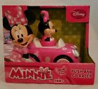 Pink MINNIE MOUSE Push  Go Racer Car Toy 18M+ Gift