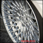 19 AVANT GARDE M540 STAGGERED SILVER WHEELS RIMS FITS INFINITI M35 M45