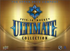 2015-16 UPPER DECK ULTIMATE COLLECTION HOCKEY HOBBY BOX FACTORY SEALED NEW