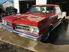 1964 Pontiac GTO HARDTOP 4 spd posi rear end hardtop original car with 34000 miles