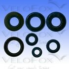 Athena Engine Oil Seal Kit fits Motorhispania Furia 50 SM Supermoto 2003-2004