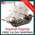 Imperial Flagship - Compatible with LEGO 10210 Pirate Ship