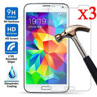 3Pcs 9H+ Premium Tempered Glass Film Screen Protector For Samsung Galaxy Phone