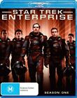 Star Trek Enterprise Season 1 Blu ray Region B New