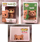 TED 2 - FUNKO POP MOVIES NUMBER 188 - VINYL FIGURE - NEW IN UNOPENED BOX