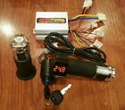 Razor E300  E200 Variable Speed Kit throttle and controller electrical kit