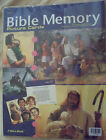 Abeka Bible Memory Picture Cards large size 15 1 2 by 12 quantity 26