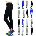 2 x Women Sport Gym Yoga Workout High Waist Running Pants Fitness Leggiings