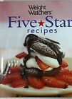 Collectible Weight Watchers Five Star Recipes Cook Book ISBN 0848730038 2005