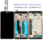 LCD Display + Touch Screen Digitizer For Xiaomi Redmi Note 4X/4 Global Version