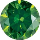 Natural Extra Fine Rich Green Diamond Round VS2 SI1 Africa Extra Fine Gr