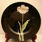 Midnight Poppy by Fitz & Floyd DINNER PLATE 10 1/4