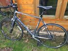 giant defy 5 road bike cycle racer hardly used lightweight