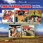 The Naked Spur FSM THREE CD set Western Escape From Fort Bravo James Stewart