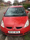LARGER PHOTOS: Mitsubishi Colt 2007 Diesel CZ2 Automatic, AC, in Good Working Condition