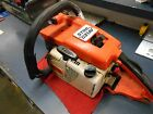 **USED STIHL 031AV CHAINSAW LOW SPARK/ NOT RUNNING PARTS SAW