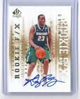 Draymond Green 2012-13 Sp Authentic Rookie Rc Auto Card Rookie F X Warriors