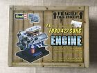 Ford 427 SOHC Model Engine Revell 1:6 Scale New in Box HotRod Classic Muscle Car