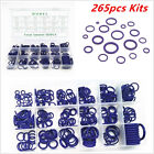 265pcs Car Automotive AC O Ring Air Conditioning Refrigerant Rapid Seal Kit New