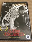 DVD Robert Bressons A MAN ESCAPED 1956 BW Cannes winner OOP RARE