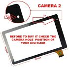 Touch Screen Digitizer Panel for RCA Voyager RCT6873W42 RCT6873W42KC 7 in Tablet