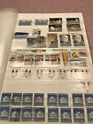 Vintage usa postage stamps collection 2166 stamps