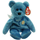 TY Beanie Baby - CLASSY the Bear (People's Beanie) (8.5 inch) - MWMTs