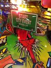 Start City Event Kickout Light for Red & Ted's Road Show Pinball - Interactive