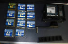LOWRANCE X 16 PAPER GRAPH DEPTH FISH FINDER PLUS PAPER AND STYLUS