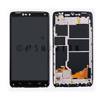 Motorola Droid Turbo XT1254 LCD Touch Screen Digitizer + Frame Assembly Black