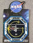 NASA STS 112 MISSION PATCH Official Authentic SPACE 4in si