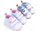 Newborn Baby Boy Girl Soft Sneakers Infant Crib Shoes Toddler Trainers Size 0 18