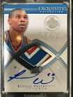 2008-09 Exquisite Russell Westbrook Auto Patch RC #83 225