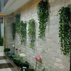 975ft Plant Garland Ivy Decor Plastic Hot Green Home Foliage Flower Leaf e