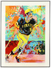 Leroy Neiman Signed Willie Stargell, Serigraph, 27 300, Kent Tekulve Collection