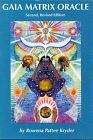 Gaia Matrix Oracle Cards  Book archetypes worlds by Rowena Pattee Kryder